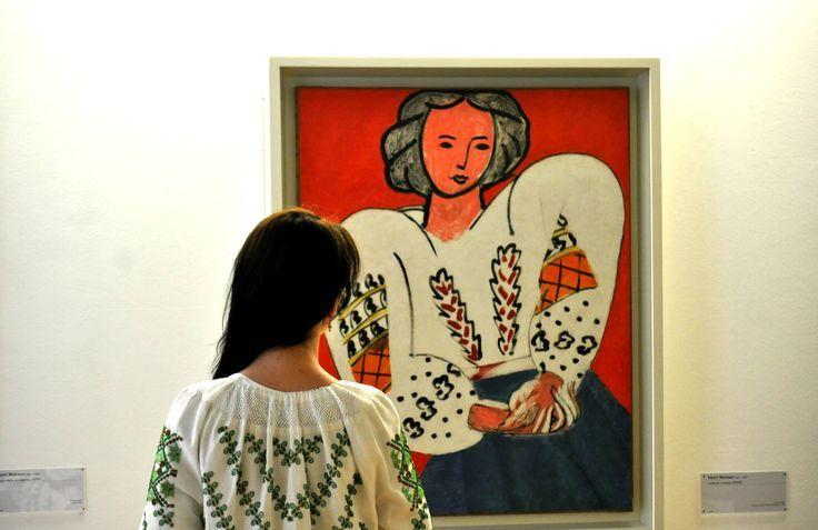 La blouse Romain, Matisse